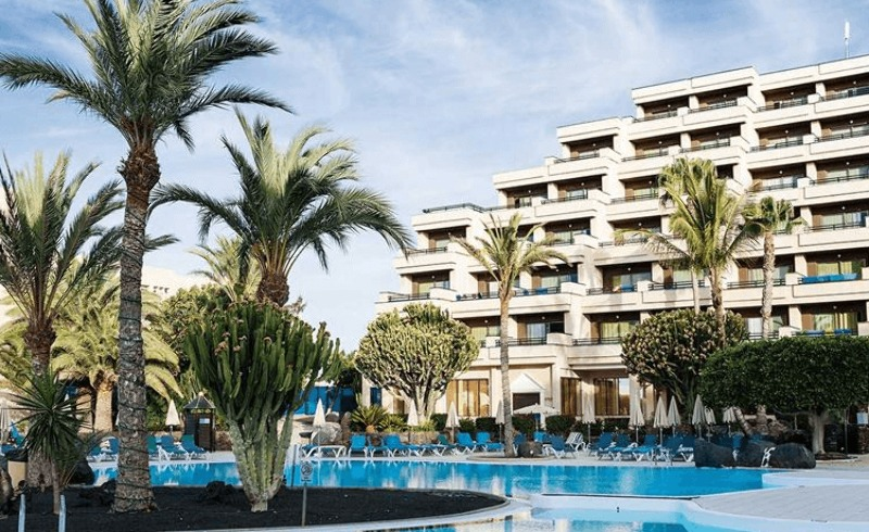 Occidental Lanzarote Playa - Accommodation